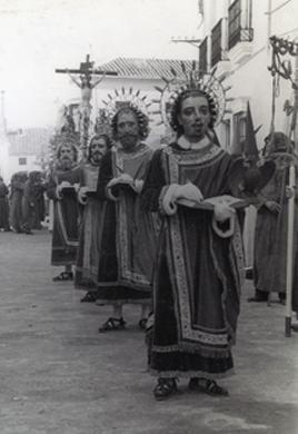 Desfile de Los Evangelistas año 54