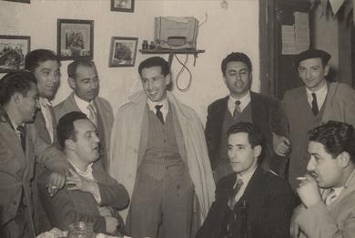 Hermanos de Los Evangelistas año 1954-1955