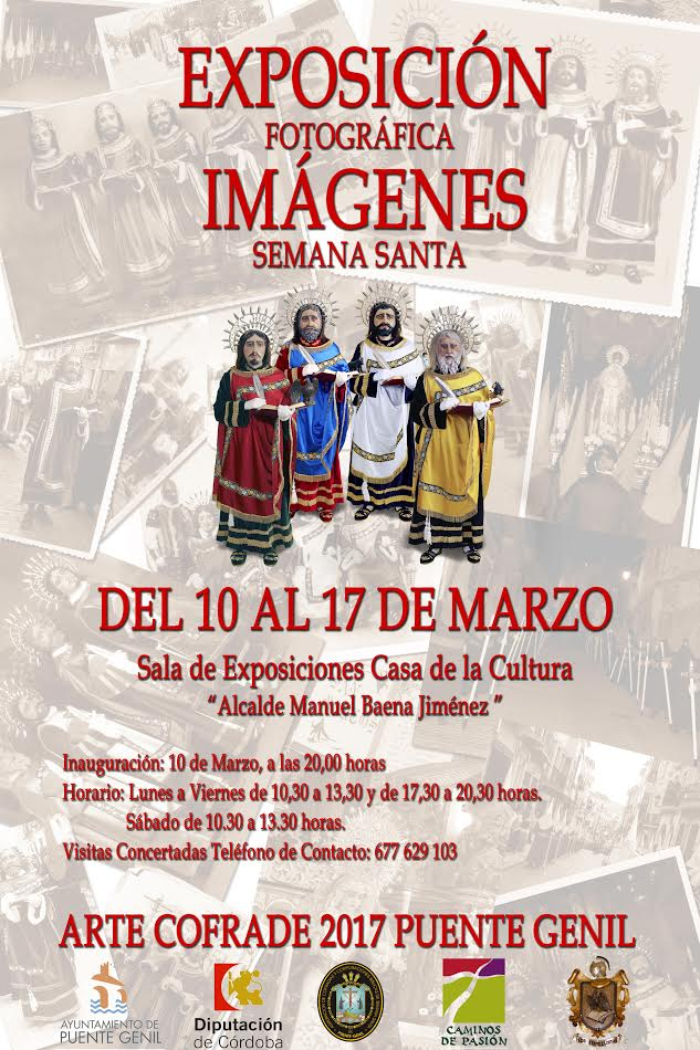 Exposición Fotográfica Semana Santa - 75 Aniversario Los Evangelistas
